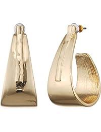 Pilgrim Women Gold Plated Statement Earrings - 121742023