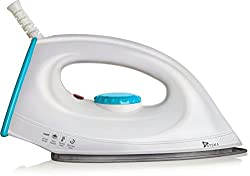 Syska Turbo SDI-03 Steam Iron (White, Blue) (blue)