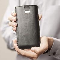 Funda de cuero para iPhone XS MAX, caja funda bolsa case, cover estuche de manga para 8 Plus, 7 Plus, 6 Plus, 6s Plus