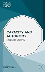 Capacity and Autonomy (Focus on Social Work Law)