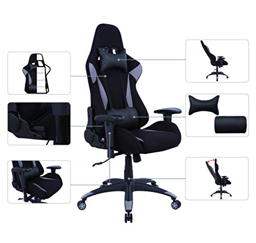 AmazonBasics Gaming Office Chair...