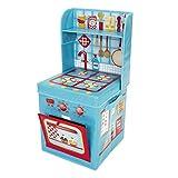 pop-it-up caja de Play cocina juego y caja de almacenaje
