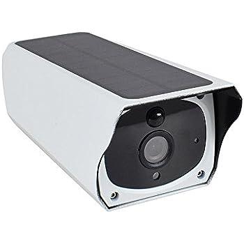 1aa65810c6542 IBàste Recharge Solaire Caméra IP Surveillance HD caméra Surveillance WiFi  extérieur sans Fils Télésurveillance téléphone Portable