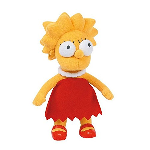 Stofftier LISA Simpson 31 cm die simpsons (Stofftiere Simpsons)