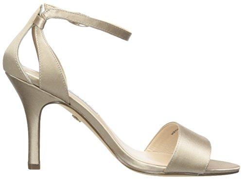 Nina Womens Venetia Dress Sandal Champagne