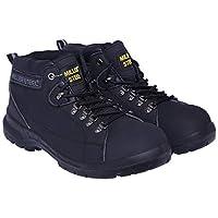 Miller Steel Black Safety Boot For Men