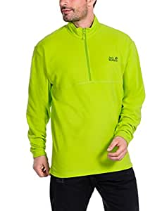 Jack Wolfskin Pull-over pour homme Gecko S citron vert