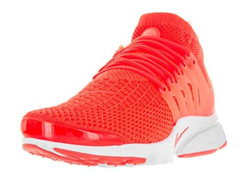 Nike Air Presto Flyknit Ultra, Scarpe sportive Uomo Cremisi Bianco Rosa 800