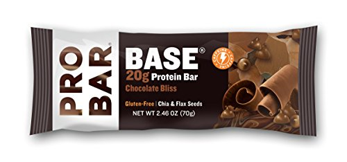 ProBar Base Bar - 12-Pack Chocolate Bliss 29.6 oz by Probar - Base Bar