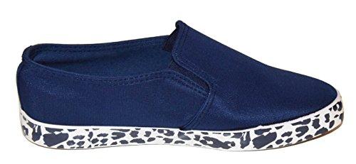 BTS, Scarpe da corsa donna Multicolore (Blu scuro)