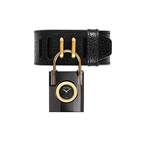 Gucci Unisex Erwachsene-Armbanduhr YA150506