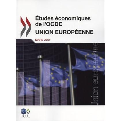 Etudes économiques de l'OCDE : Union européenne 2012