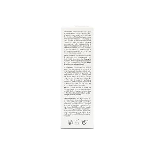 ISDIN Gel Crema Acniben Control De Brillos Y Granos – 40 ml
