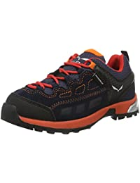SALEWA Jr Alp Player Wp, Zapatillas de Senderismo Unisex Niños