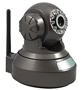 Kentron p2p telecamera di sorveglianza nero for Telecamera amazon