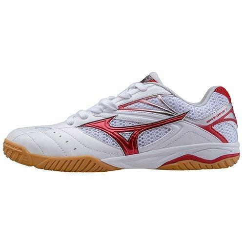 Mizuno Chaussures Vague promenade 7 blanc / rouge blanc