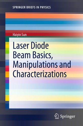 Laser Diode Beam Basics, Manipulations and  Characterizations (SpringerBriefs in Physics) (English Edition)