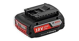 Bosch 1600A003NC Batterie à induction 18 V 2 Ah
