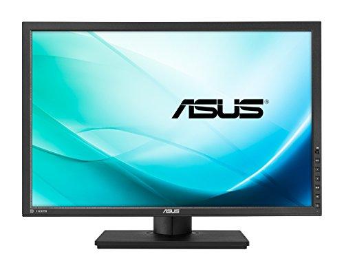 Asus PB248Q 61,2 cm (24,1 Zoll) Monitor (Full HD, VGA, DVI, HDMI, DisplayPort, 6ms Reaktionszeit) schwarz