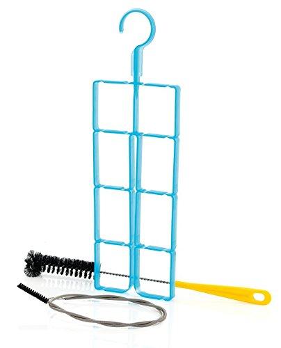 XLC Zubehör Reinigungsset für Trinkrucksäcke 3-Teilig, 2503210500