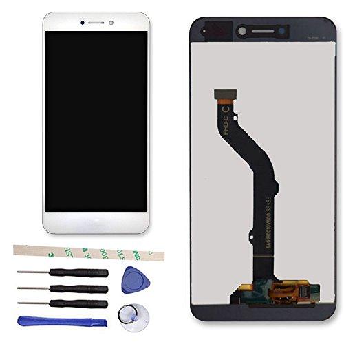 General Completa Reparación y reemplazo LCD Display pantalla táctil digitalizador Asamblea para Huawei P8 Lite 2017 PRA-LX1 PRA-LX3/Honor 8 Lite (white)