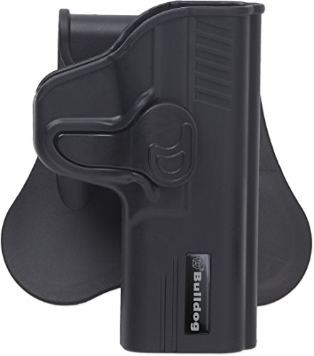 Bulldog Cases RapidRelease Poly RH for HiPoint 40/45