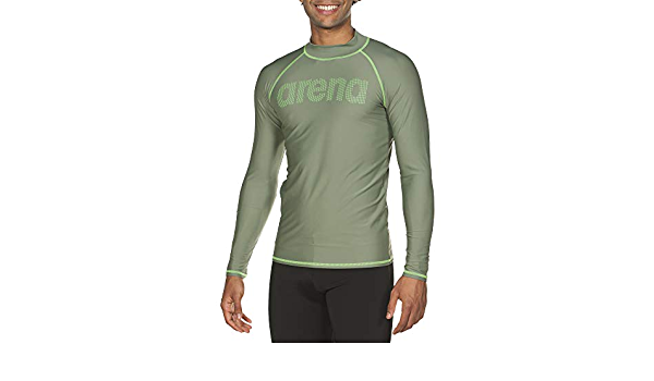ARENA UV Man Long Sleeves Shirt Maglia a Maniche Lunghe Uomo