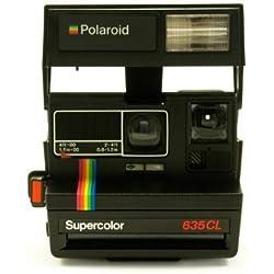 Polaroid 635 CL Supercolor Appareil photo instantané