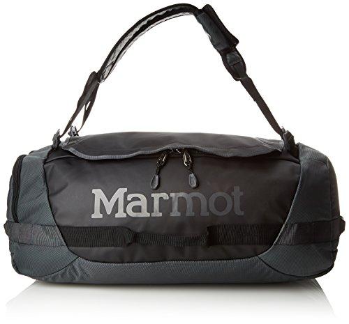 Marmot Tasche Long Hauler Duffle Bag Large Black/Slate Grey