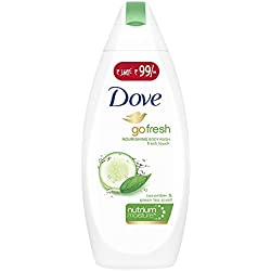 Dove Go Fresh Body Wash, 190 ml