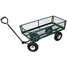 Grafner® 300 kg Gitterwagen Gartenwagen Handwagen klappbar stabil