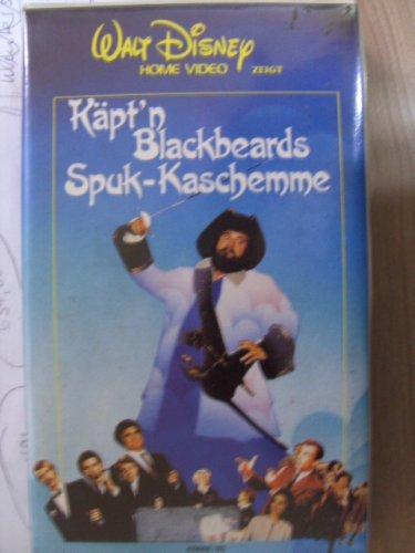 Preisvergleich Produktbild Käpt´n Blackbeards Spuk-Kaschemme - Walt Disney