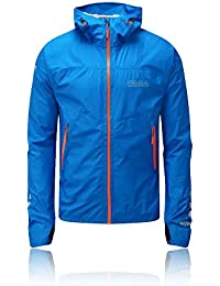 Clothing & Accessories Activewear Strict Omm Aether Mens Running Jacket Blue