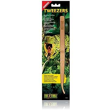 Exo Terra Bamboo Feeding Tweezers