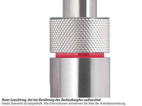 Quooker COMBI+ 2.2 Fusion Square Kochendwasserhahn / Kochendwasser-Armatur & Mischbatterie / verchromt glänzend CHR - 6