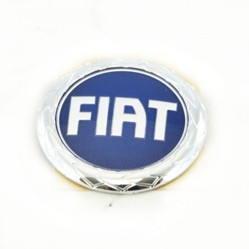 Véritable Fiat Panda 03-09 Grande Punto 05-08 Doblo Idea Barchetta Médaillon badge