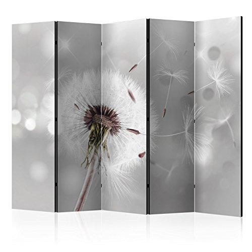 murando Paravent 225x172 cm Une Seule Côté Impression sur Toile intissée 100% Opaque Foto Paravent Décoratif en Bois avec Interieur Impression b-C-0072-z-c