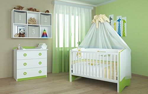 POLINI bambini Baby camera da letto Kombi da letto per bambini con ...