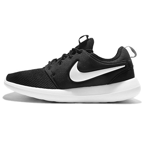 Nike Roshe Two, Pantofole Uomo Black / White / Anthracite
