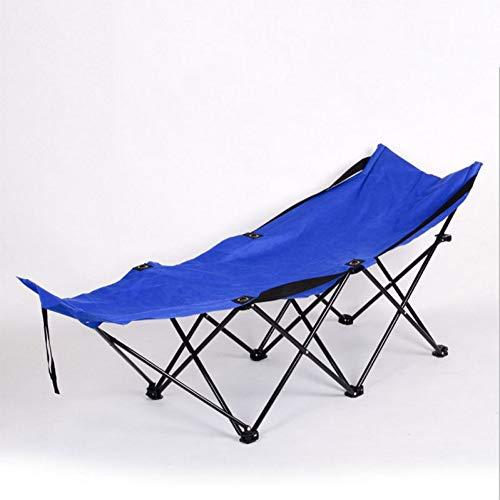 ZMCKD Camping Camping Klappstuhl Metallklapp-Liegesessel-Patio-Außenpool-Strand-Rasen-Liegeraum-Neuer Strand-Stuhl-Reise-tragbarer Stuhl -