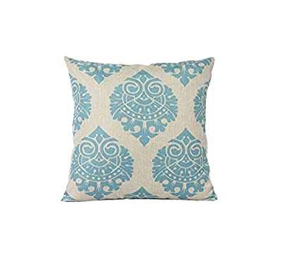 MSY 18*18 inch Cotton Linen Sofa Decor Throw Pillow Covers Cushion Cover produced by MSY - quick delivery from UK.