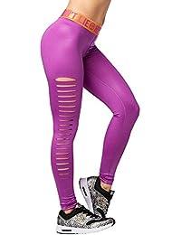 Zumba Fitness–Women's Zumba Party Slashed Ankle Leggings Women's Pants, Womens, Zumba Party Slashed Ankle Leggings