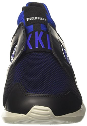 Bikkembergs Speed 871, Sneakers Basses Homme Bleu