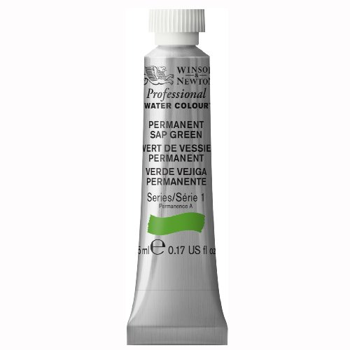 winsor-newton-5ml-tube-artists-watercolour-permanent-sap-green