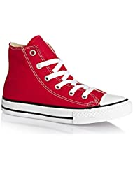 Converse - Youths Chuck Taylor All Star Hi - Sneakers Basses - Mixte Enfant