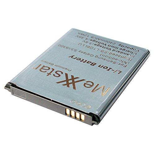 """PolarCell Batería para Samsung Galaxy S3 """"NFC-Edition"""" (2400mAh) + trapo de microfibra"""