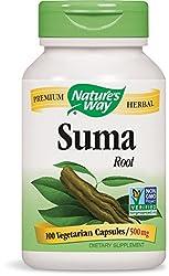 Suma, Root, 100 Capsules