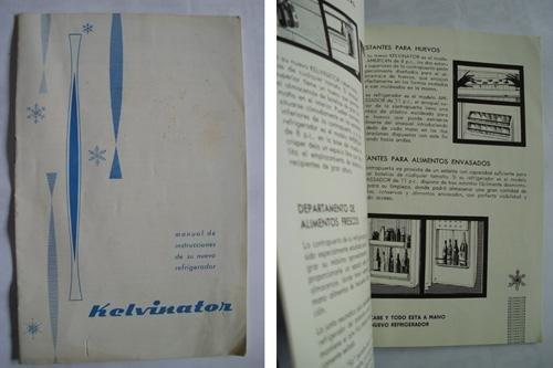 catalogo-publicitario-manual-de-instrucciones-de-su-nuevo-refrigerador-kelvinator
