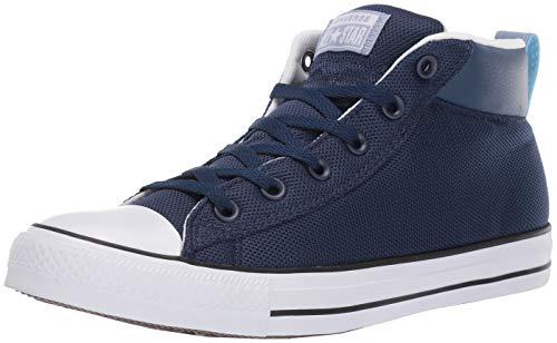 Converse Unisex-Erwachsene Chuck Taylor All Star Hohe Sneaker Blau (Navy/White/Indigo Fog 000) 41.5 EU (High-top Converse Frauen 8)