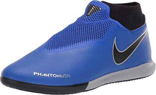 NIKE Herren H Vison Academy Dynamic IC Fußballschuhe, Blau Racer Blue-Black 400, 40 EU
